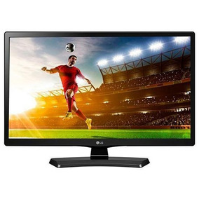 Tv Monitor Lg 24 Led Hd 24mt48df Hdmi Usb D-sub Promoção