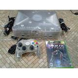 Vendo Cambio Xbox Clásico Edicion Especial Cristal