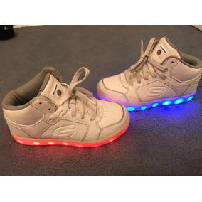 Zapatillas Con Luces Skechers