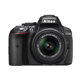 Nikon D5300 Cámara Réflex Digital Cmos De 24.2 Mp Con Mm F