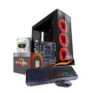Pc Gamer Ryzen 3 8gb 1tb Kit Gamer Rgb Radeon Vega 8 Led