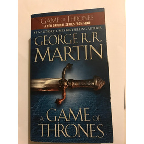 George R.r. Martin, A Game Of Thrones