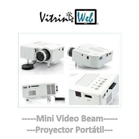 Mini Video Beam Hdmi Proyector Portatil Hdmi