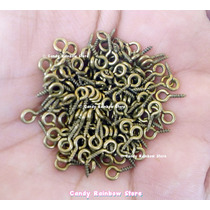 Mini Armellas Oro Antiguo 100 - Kawaii Resina Moldes Argolla