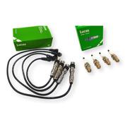 Kit Cables+bujias Volkswagen Gol Trend 1.6