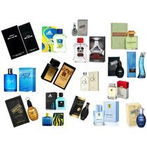 Perfumes Importados Masculinos 100 - 125ml Cada Originais!