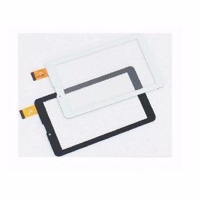 Mica Tactil De Tablet Telefono 3g 7 Pulgadas Negra