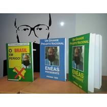 Promoção Livros Dr Enéas Ferreira Carneiro - Combo Com Os 3