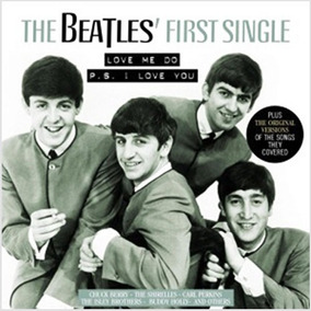 Lp The Beatles First Single 180g Mono
