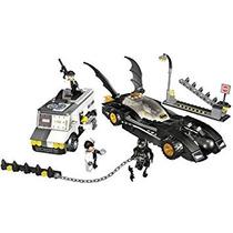 Juguete Lego Batman 7781 El Batimóvil Escapar De Dos Caras