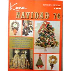 Vintage Revista ( Kena Navidad ) Años 80s