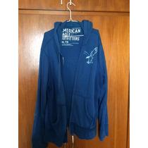 Sueter (hoodie) American Eagle Original Talla Xl