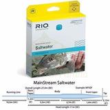 Linea Rio Mainstream Saltwater Lineas 7 A 12