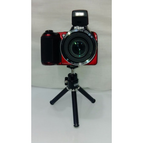 Camara Semi Profesional Nikon Coolpix L810 Nueva