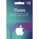 Codigo Itunes 15 Usd Apple Gift Card Itunes 15usd Digital