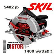 Sierra Circular Skil 5402 1400w Disco 7 1/4'' 184mm Guia