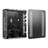Mini Lockbox Hp P/escritorio, Sistema De Recinto P/pc, Negro
