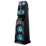 Bocina Sony Muteki V90 Bluetooth Gestos Dj Karaoke Y Luces