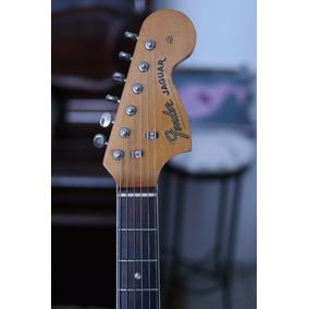 Guitarra Fender Jaguar American Vintage