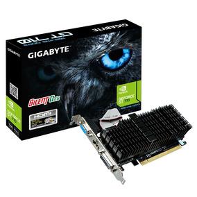 Placa De Video Geforce Gigabyte Gt710 1gb Ddr3 Tienda Ofic
