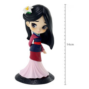 Action Figure Mulan A Q Posket Disney 20437.