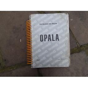 Copia Catálogo Peças E Acessórios Opala Caravam Edição 1999