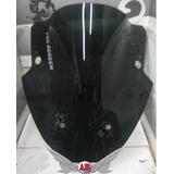 Parabrisas Yamaha Mt 03 Doble Burbuja Elevado Alvaro Rodados