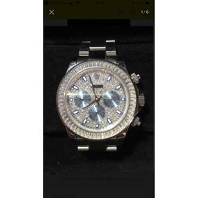 b70aa1eb279 Rolex Daytona Misto Black Face - Relógios De Pulso no Mercado Livre ...