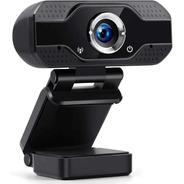 Webcam Full Hd 1080p Usb Camara Web Con Micrófono Pc Laptop