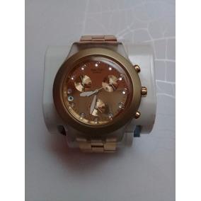 Reloj Swatch Dorado