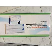 Dispenser Porta Rollo Cocina Film Aluminio Plastico Colgante