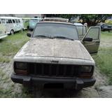 Jeep Cherokee Sucata Para Peças - Planeta Motor