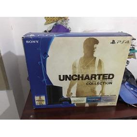 Play Station 4 Edición Uncharted Collection