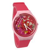Reloj Swatch Unisex Svop100 Skinamour Rosa Transparente