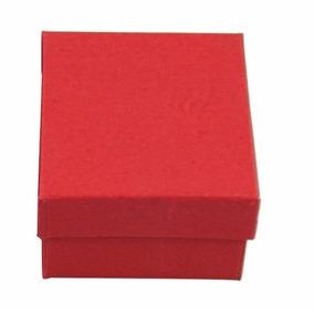 Estojo Para Relogios New Elegante Jwbag25 Cor Vermelha