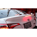 Spoiler Aleron Toyota Corolla Rs 2017