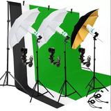 Kit De Estudio De Fotografía Estudio Fotográfico