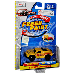 Maisto Coyote Jeep Cambia Color Fresh Paint Shifters Dakar