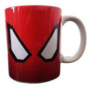 Caneca De Cerâmica Homem Aranha Super Herói Personalizada