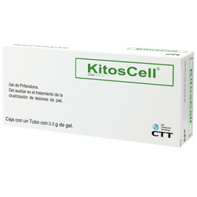 Kitoscell Cellpharma Tubo Gel 3.5 G. (envío Incluido)