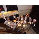 Figuras Equipo Basquetbol Dream Team