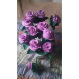Rosas De Foami Dia De Las Madres