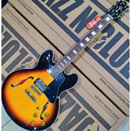 Guitarra Tagima New Blues-3000 Sem Case Sb Semi Acústica