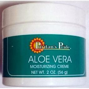 Creme Aloe Vera 56g Puritan