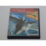 Juego Ace Combat 04 Original Ps 2 Funcional