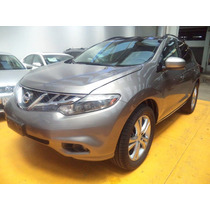 Nissan Murano Exclusive Cvt Awd 2012