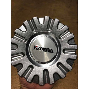 Calota Centro Rodas Tampa Esportiva Kromma Kr1560