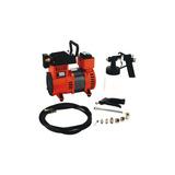 Compressor De Ar Black&decker Ic500 C/ Kit De Acessórios