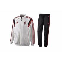 Conjunto adidas Entrenamiento Ac Milan 2014/2015 Newsport