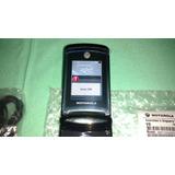 Motorola V9 Rarz.libre. Negro. $2299.